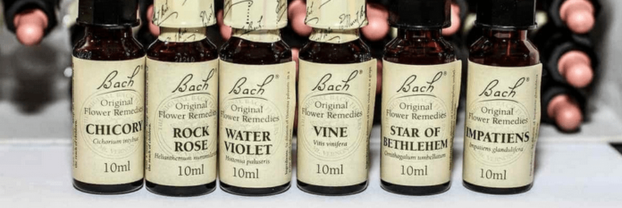 LPEFB Fleurs de Bach Flacons Elixirs